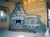 Камин№23
