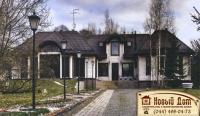 Проект деревянного дома№019