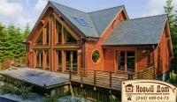 Проект деревянного дома№029