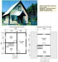 Дачный проект №011