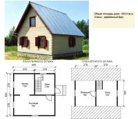 Дачный проект №012