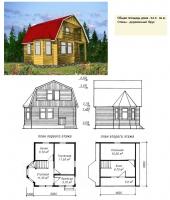 Дачный проект №016