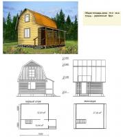 Дачный проект№041