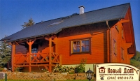 Проект деревянного дома№006