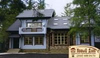 Проект деревянного дома№012