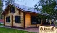 Проект деревянного дома№022