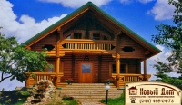 Проект деревянного дома№028
