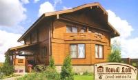Проект деревянного дома№059