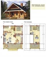 Проект бани №103