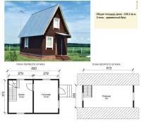 Дачный проект №002
