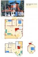 Проект деревянного дома№037