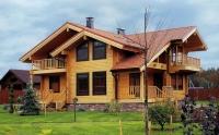 Проект деревянного дома№090
